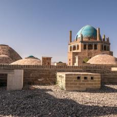 Mausoleum von Soltaniye